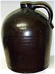 Large Brown Glaze Jug