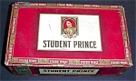 Student Prince Cigar Box