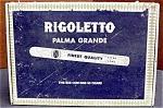 Rigoletto Cigar Box