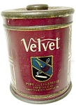 Velvet Tobacco Can