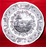Jackson's Clyde Scenery Soup Bowl 1835