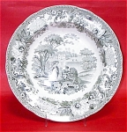 Spode Aesops Fables Lion In Love Soup 1833