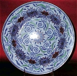 Minton Pearlware Clobbered Soup 1820