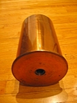 German 155mm Artillery Shell Case Wwii
