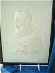 Paper Watermarks 1936 King George V A Large Pair Framed.