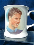 Prince William Of Wales 18th Birthday Mug.