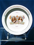 Paragon Baby Plate - 1935 Silver Jubilee Of King George V.
