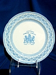 1897 Queen Victoria Diamond Jubilee Plate. (V436)