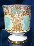 A Coalport Goblet For The Wedding Of Prince Charles And Lady Diane.