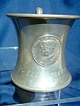 1937 Pewter Mug For The Coronation Of King George Vi.