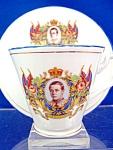 1936 King Edward Viii Cup & Saucer.