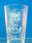 World War Ii Glass Tumbler Of Joseph Stalin.