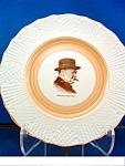 C.1944 Winston Churchill Plate.