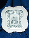 C.1886 William Gladstone Plate - 4 Times Prime Minister.