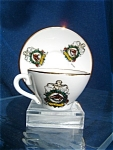 Horse Racing - Miniature Cup And Saucer - British Grand National.