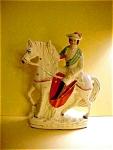 Staffordshire Figure Of Col. Peard