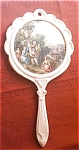 Baroque Hand Mirror