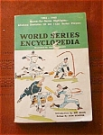 World Series Encyclopedia 1903-1960