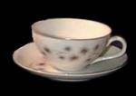 Creative: Platinum Starburst 1014 Cup Saucer