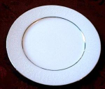 Crown Victoria Lovelace Bread & Butter Plate