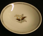 Cunningham And Pickett Oakdale Cereal Bowl