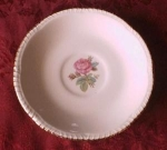 Cunningham And Pickett Calirose Saucer