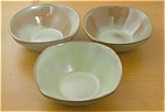 Prairie Green Bowl Set 9oz 5xs
