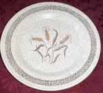 Homer Laughlin Wheat Dinner Plate