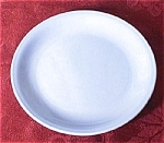 Homer Laughlin Skytone Blue Desert Plate
