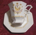 Independence Felicity Cup And Saucer