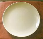 Russel Wright Iroquois Lemon Dinner Plate