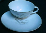 Kaysons Golden Rhapsody Cup And Saucer