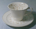 Knowles Rhondo Cup And Saucer Set