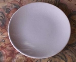 Accent Gray Bread And Butter Plate