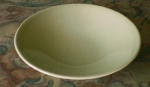 Accent Solid Colors Chartreuse Fruit Bowl