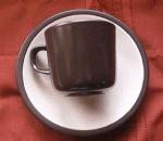 Mikasa Vanilla E1955 Cup & Saucer