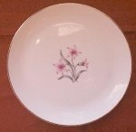 Pope Gosser Sharon Salad Plate