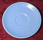 Lu-ray Pastels Blue Saucers