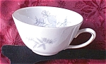 Royal Bavarian Leaves Pattern Cup