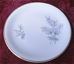 Royal Bavarian Leaves Pattern Bread Plate