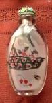 Cherry Basket Snuff Bottle