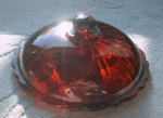 Royal Ruby Candy Dish Lid