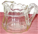 Huge Us Glass Colonis Pitcher