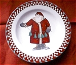Christmas China And Dinnerware
