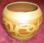 Beautiful Deco Design Planter Pot- Calif