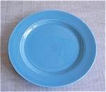 Homer Laughlin Harlequin Turquoise Plates