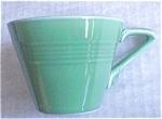 Homer Laughlin Harlequin Light Green Cup