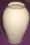 Beautiful Lenox Masterpiece Iris Vase