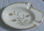 Lefton Golden Wheat Ash Tray