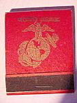 Wwii Era U.s. Marines Matchs - San Diego Base C1940